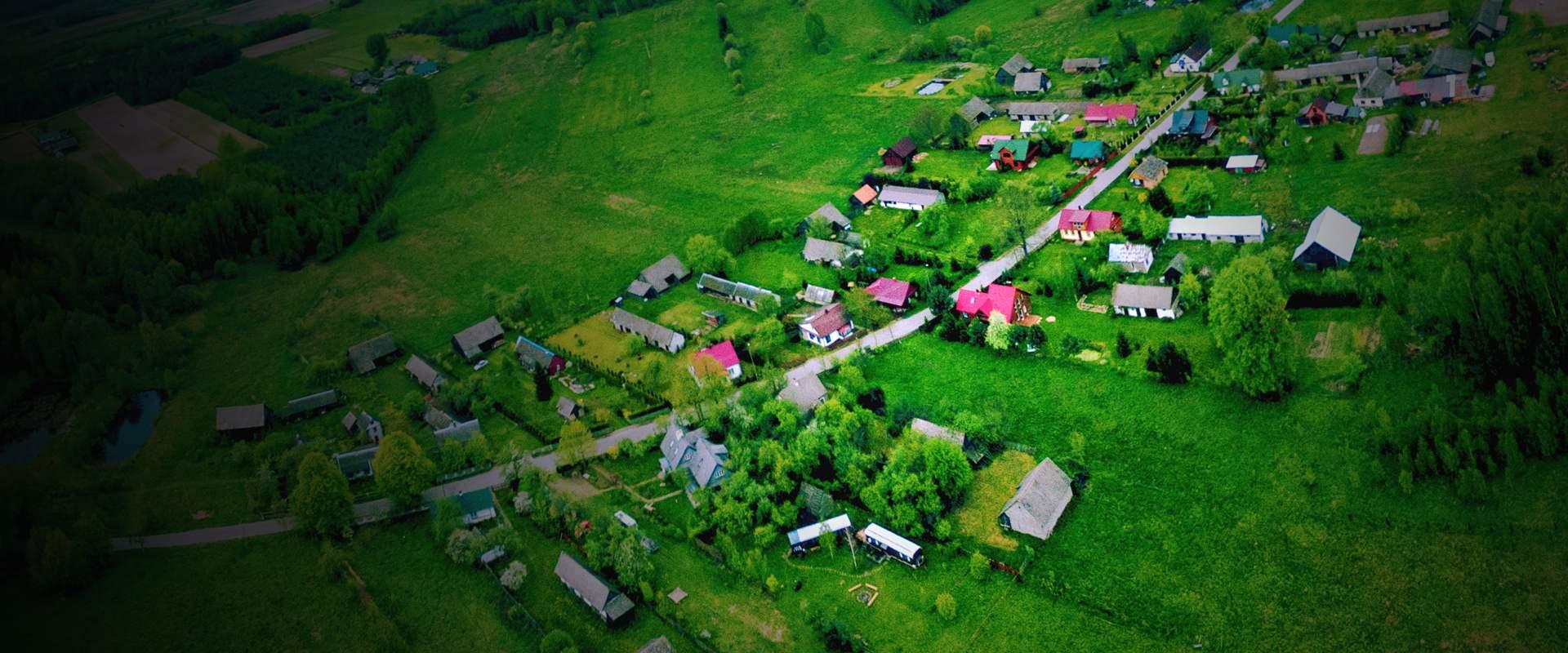 Dom na skraju Puszczy